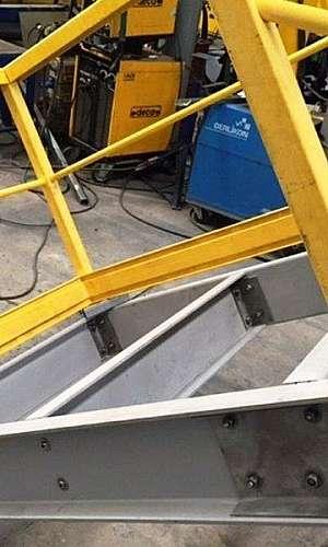 Fabricantes de escadas de fibra de vidro