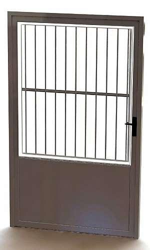Porta postigo
